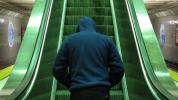 Tim Roseborough: Escalator, 2013, single-channel video loop