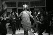The Human Discoball at Red Poppy Art House (2014)